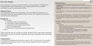 Resume Format Mca Student     BPBX resume format mca student acda