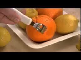 <b>Нож для лимонной кожуры</b> PRESTO posuda-lux.com - YouTube