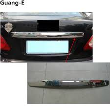 <b>For Toyota Corolla 2008 2013</b> car Stick body stainless steel/ABS ...