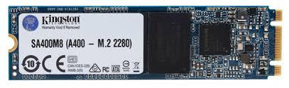 <b>Накопитель</b> SSD M.2 2280 <b>Kingston SA400M8</b>/<b>120G</b> купить в ...