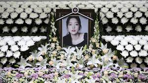 South <b>Korea</b> Mourns Death Of <b>K</b>-Pop <b>Star</b> Goo Hara : NPR