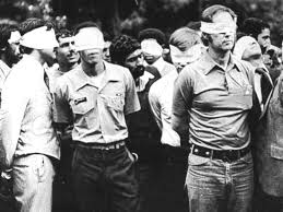 Image result for AMERICAN hostages IN IRAN PHOTO