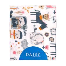 <b>Пеленка Daisy фланель Лошадки</b> 90*145 2 шт (1002003804 ...