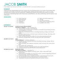 best customer service representative resume example   livecareer