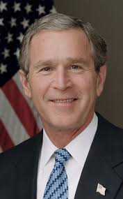 american president—miller centerportrait of george w  bush