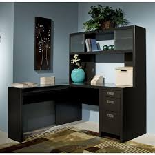 kathy ireland office by bush furniture l desk and hutch small office suite bush home office furniture