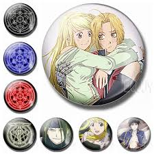 <b>Fairy Tail Pentagram Refrigerator</b> Magnets Anime Round Magnetic ...