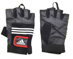 <b>Перчатки</b> для фитнеса <b>ADIDAS Leather</b> Lifting <b>Gloves</b> [арт. ADGB ...