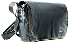 Купить <b>сумка</b> Deuter <b>Carry Out</b> серая, цены в Москве на goods.ru