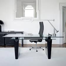 ebay office desks home decor modern home office glass desk home office wood amp glass desks bedford grey painted oak furniture hideaway office
