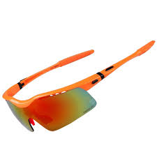 OBAOLAY SP0875 Sports Sunglasses With 5 Interchangeable Lens ...