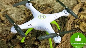 Полный Обзор <b>Квадрокоптера Syma X5HW</b> с WiFi FPV. Gearbest ...