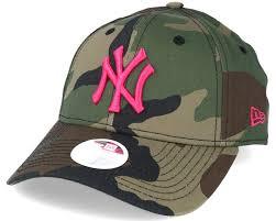New York Yankees MLB <b>Fashion</b> Camo 9forty Adjustable - <b>New Era</b> ...