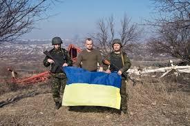 На горе Карачун в Донецкой области завершена установка мачты телевышки - Цензор.НЕТ 5580