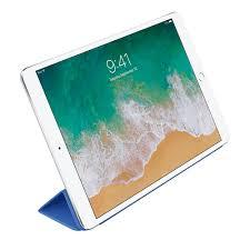 <b>Чехол Apple Leather Smart Cover</b> - Electric Blue синий, для iPad ...