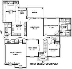 Nice Large Bedroom House Plans   Bedroom Bath Log Cabin        Amazing Large Bedroom House Plans   Big House Floor Plans