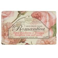 <b>Мыло</b> кусковое Nesti Dante <b>Romantica Florentine</b> Rose and Peony ...