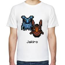 Футболка Jakiro Dota 2 [ pixel ] купить на Printdirect.ru | 5685563-25