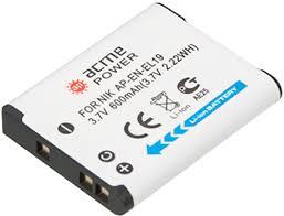 Купить <b>аккумулятор</b> для фотоаппарата <b>AcmePower AP</b>-EN-<b>EL19</b> ...