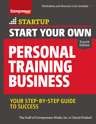start your own entrepreneur bookstore entrepreneur com start your own personal training business 4th edition