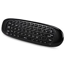 <b>TK668 2.4GHz Wireless Air</b> Mouse Remote Controller + QWERTY ...