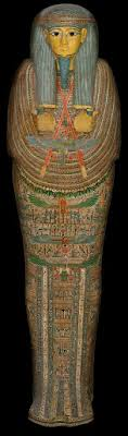 <b>Mummy</b> coffin of Djedmontefanch — Google Arts & Culture