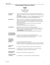 accomplishment examples for resume resume work experience college accomplishment examples for resume best photos job outline template resume examples job resume outline examples