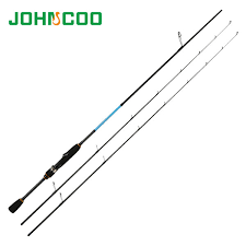 2019 Johncoo <b>UL</b>/<b>L Spinning</b> Rod Solid Tip 1.92m Fast Action ...
