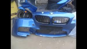 Ремонт <b>бампера</b> BMW M5. Сварка <b>пластика</b>. - YouTube