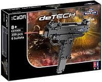 <b>Конструктор CaDa Detech Пистолет-пулемет</b> C81008W, цена ...