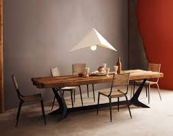Trestle Dining Room Sets Fulfill The Space By Long Dining Room Tables Home Interiors Saving