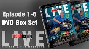 Match Fishing Live Episode <b>1</b>-<b>6 Box Set</b> Trailer - YouTube