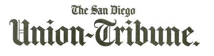 Image result for the san diego union tribune