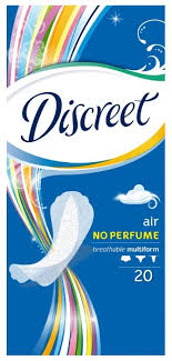 <b>Discreet прокладки</b> ежедневные Air <b>Multiform</b> — купить по ...