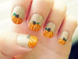 Image result for fall nail art