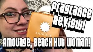 Fragrance Review :: <b>Amouage Beach Hut Woman</b> | Niche, Luxury ...