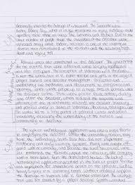 disaster essay tsunami