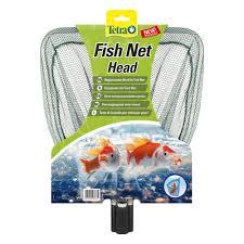 <b>Сачок</b> для <b>прудовой рыбы</b> Tetra Fish Net — купить в интернет ...