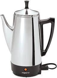 Presto 02811 12-Cup Stainless Steel Coffee Maker ... - Amazon.com