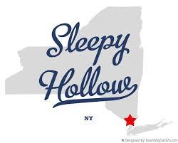 「Sleepy Hollow, N.Y map」の画像検索結果