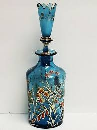 Decanters - <b>Vintage Hand Painted</b> - Vatican