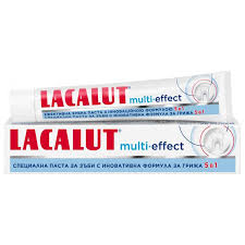 ROZETKA | <b>Зубная паста Lacalut</b> Multi-<b>effect</b> 75 мл ...