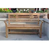 Sale Anderson Teak BH-257 - No Cushion Sakura <b>2-Seater Bench</b> ...