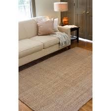 Jute Rug Living Room Floors Amp Rugs Hand Wooven Natural Fiber Jute Rug Classic Living