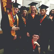press news osseo senior high graduation osseo senior high school seniors drew anderson kelly auer jack fertita noah fleming