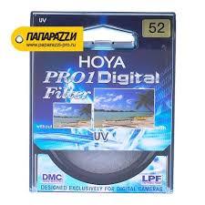 Купить <b>Светофильтр HOYA PRO1D</b> UV (0) - 52mm в Москве ...