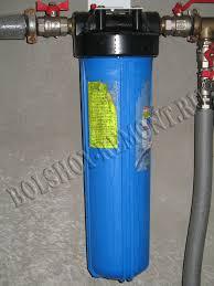 Замена картриджа <b>фильтра для воды</b> | Большой ремонт