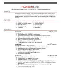self employed house cleaner resume breakupus outstanding resume sample customer service positions myperfectresume com