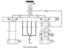 ford power window wiring diagram wiring diagram schematics 2000 ford taurus power window wiring diagram schematics and