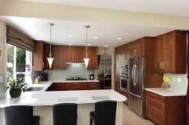 small u shaped kitchen design:  kitchen shaped kitchen designs plan u shaped kitchen floor plans interesting u shaped
